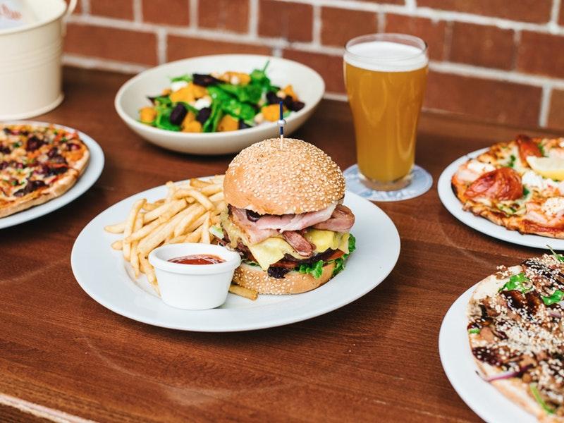 Chi phí ăn uống khi ở Úc