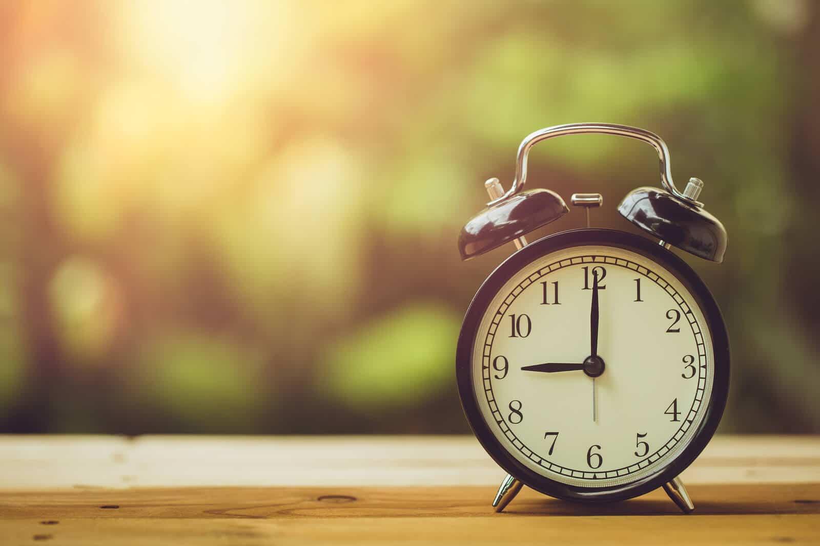 quy định thời gian làm việc