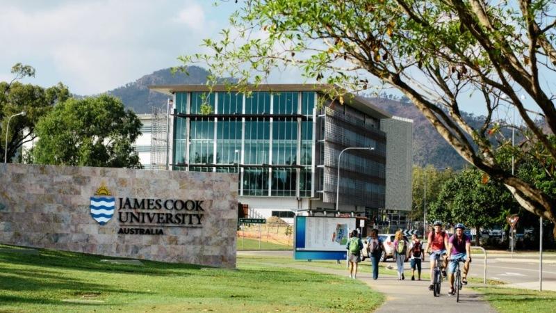 Trường đại học James Cook ( JCU) cơ sở ở Brisbane, Úc