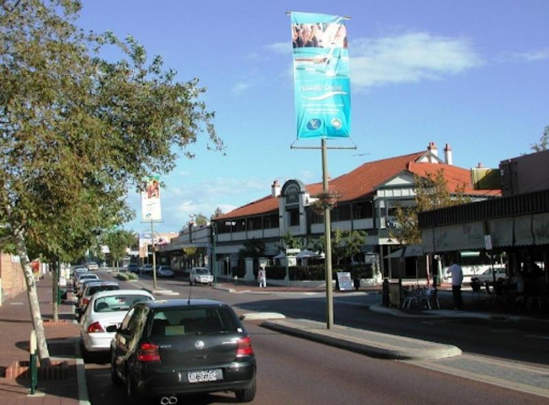 Khu vực có nhiều du học sinh và có an ninh tốt ở Perth là East Victoria Park