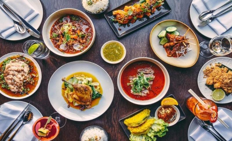 Yellowfin Seafood Restaurant nằm tại Queensland Avenue Broadbeach, Sydney