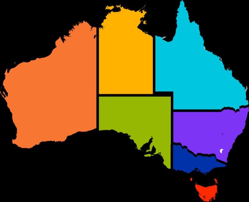 Bạn hãy nghiêm túc lựa chọn bằng việc tìm hiểu thông tin về các vùng miền ở Úc