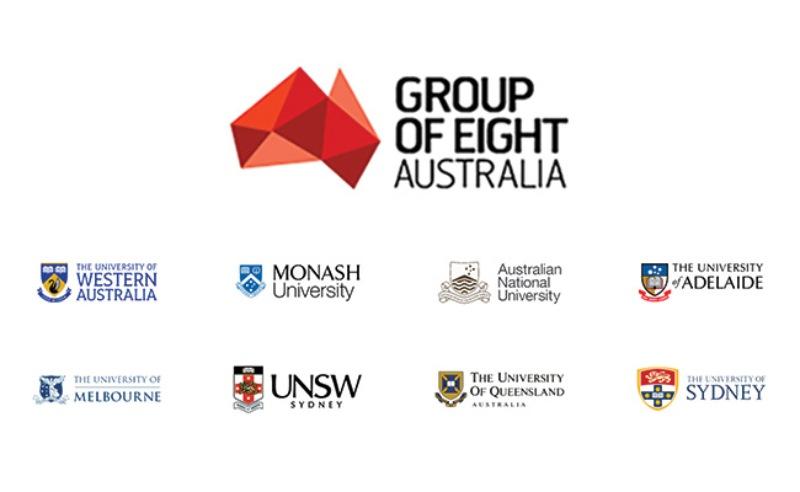 Các trường đại học thuộc nhóm Go8