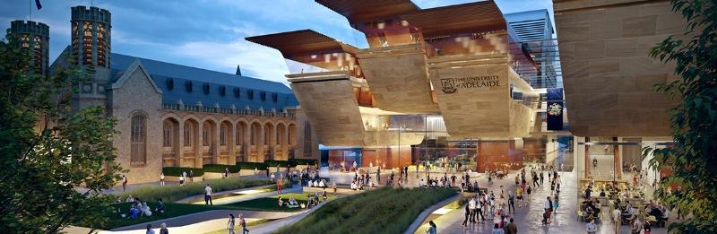 Trường Đại học University of Adelaide