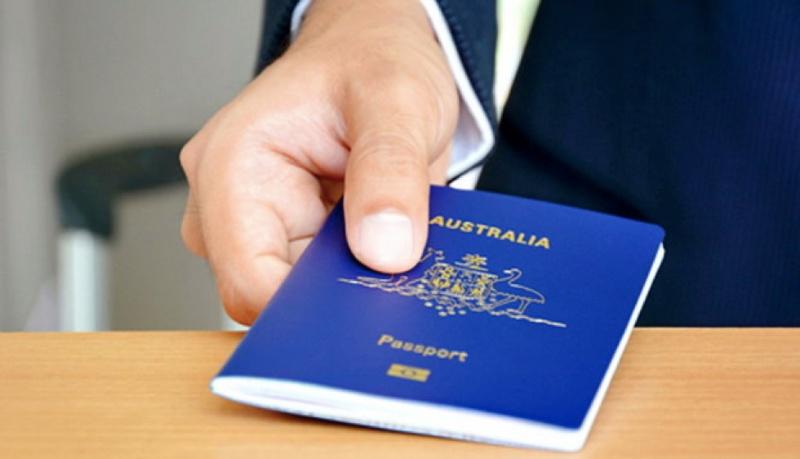 Mình nhận được visa chỉ sau 1 tuần trước khi lên đường.