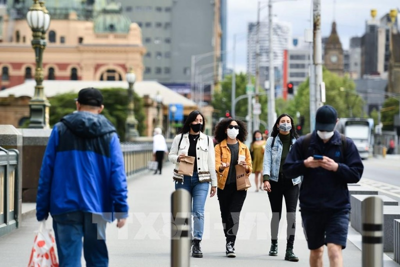 Thành phố Melbourne có rất nhiều người nước ngoài, nhiều quốc tịch, tôn giáo khác nhau