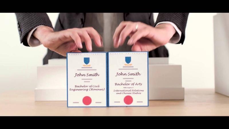 Những ứng viên sở hữu hồ sơ đầy đủ có thể tham gia ứng tuyển hệ chất lượng cao (Honor degree)