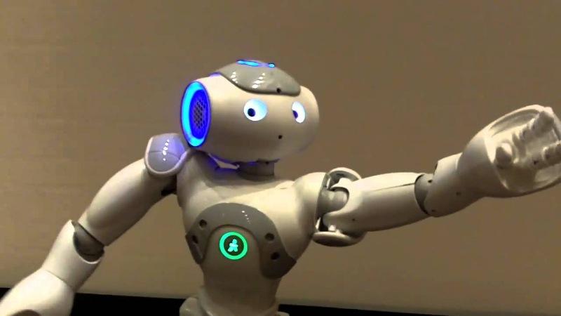 Các bạn có đam mê về robot có thể dành thời gian nghiên cứu kỹ hơn về con robot mang tên NAO Robot của Aldebaran Robotics