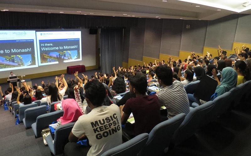 Trường Đại học Monash và trải nghiệm toàn cầu
