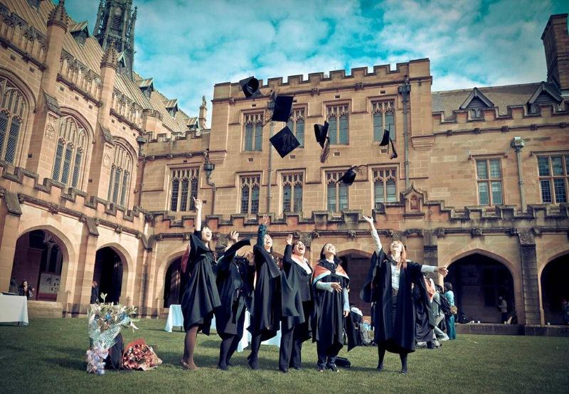 Nước Úc có bốn trường đại học có mặt trong top 50 trường trên thế giới