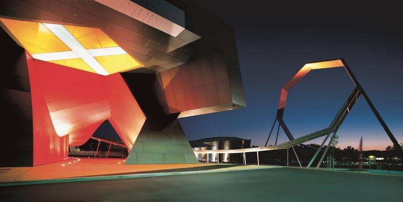 Bảo tàng quốc gia National Museum of Australia, Canberra
