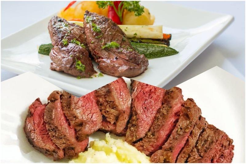 Thịt kangaroo được đánh giá là giàu chất dinh dưỡng vì hàm lượng đạm cao