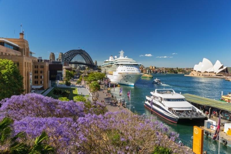 Một ngày có bốn mùa ở Úc