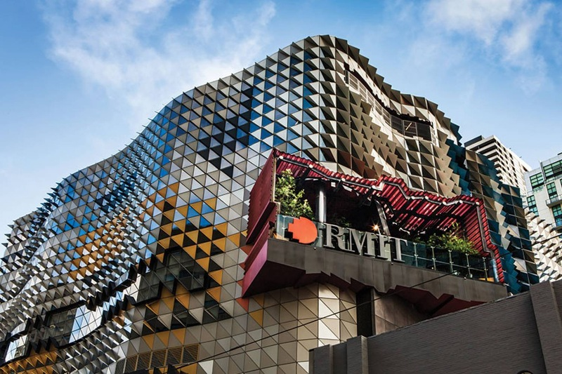 RMIT University là một trong nhiều trường đại học đi đầu về trao đổi quốc tế
