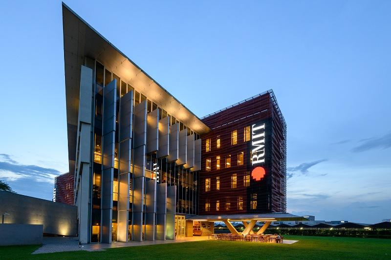 Trường RMIT University được đánh giá cao nhờ những phương tiện nghiên cứu vượt trội