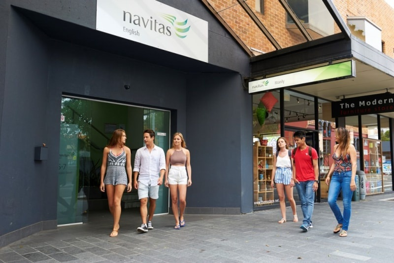 SIBT là chi nhánh của Tập đoàn Navitas