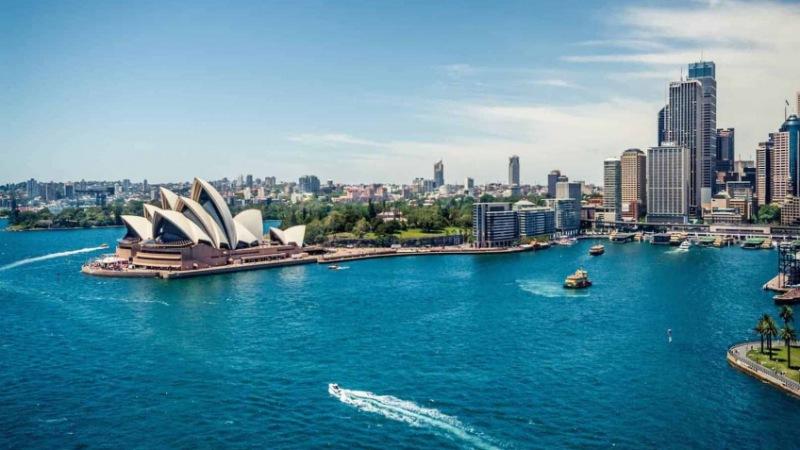 Sydney có thời tiết vô cùng lý tưởng để thuận tiện khám phá