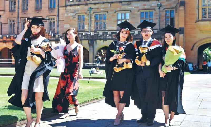 Trường Đại học Sydney có nhiều khoa cho sinh viên lựa chọn