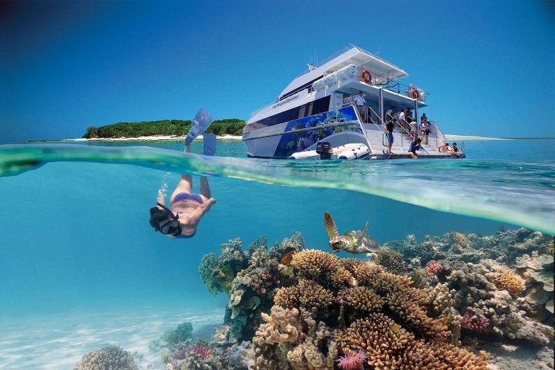 Rặng san hô Great Barrier là niềm tự hào của mỗi người dân Australia.