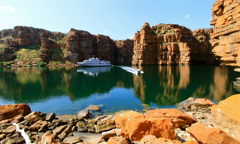 Kimberley là mảnh đất dành cho những người yêu thích các chuyến du lịch mạo hiểm