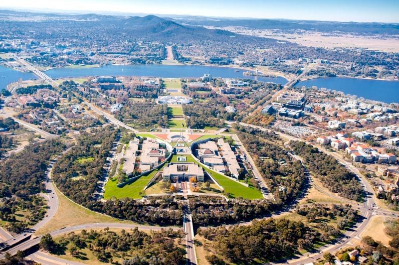 UC College nằm tại Canberra thủ đô của Úc