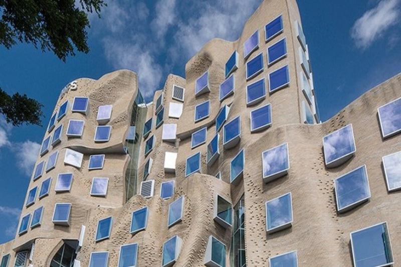 Toà nhà với thiết kế độc đáo của Trường Đại học UTS