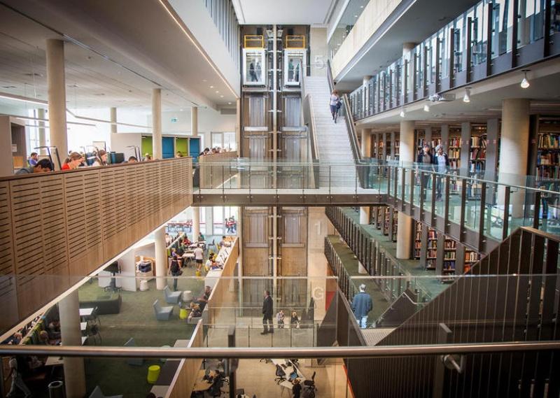 International College là một nơi lý tưởng để theo học nhờ đội ngũ hỗ trợ học thuật.
