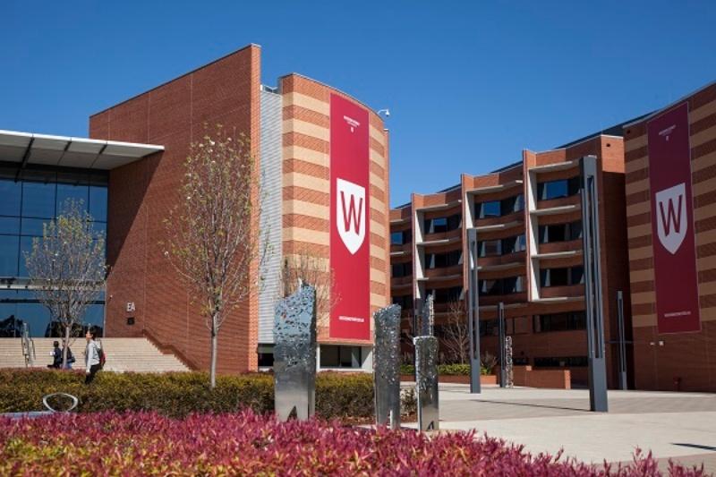 Western Sydney University International College là một trong các trường đại học có tuổi đời lâu nhất của đất nước Úc