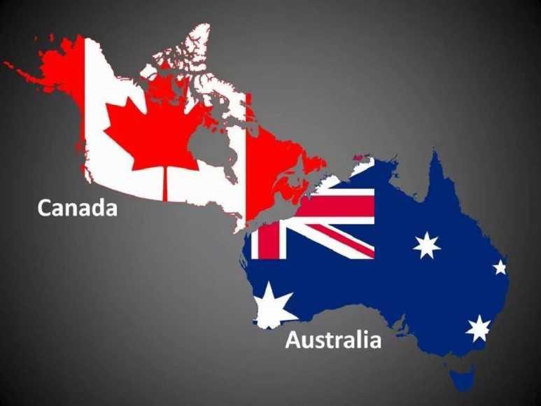 Nền giáo dục của Úc và Canada